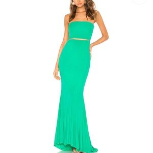 Pryce Gown in Green